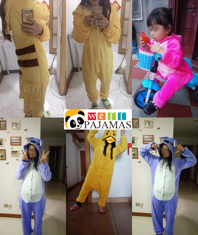 pokemon onesie from wellpajamas