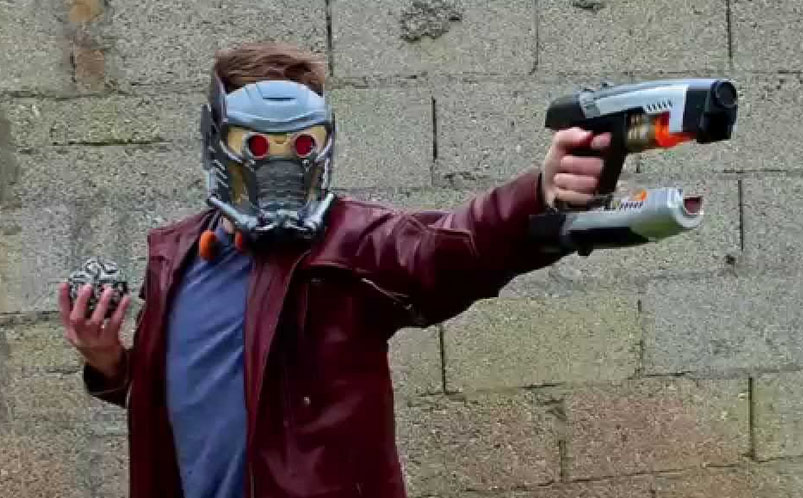 star lord cosplay 2