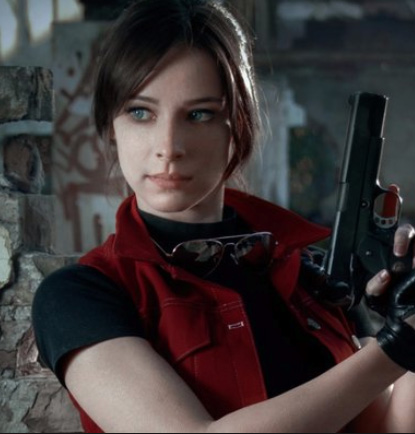 Claire Redfield by TW.b4ys1y4h
