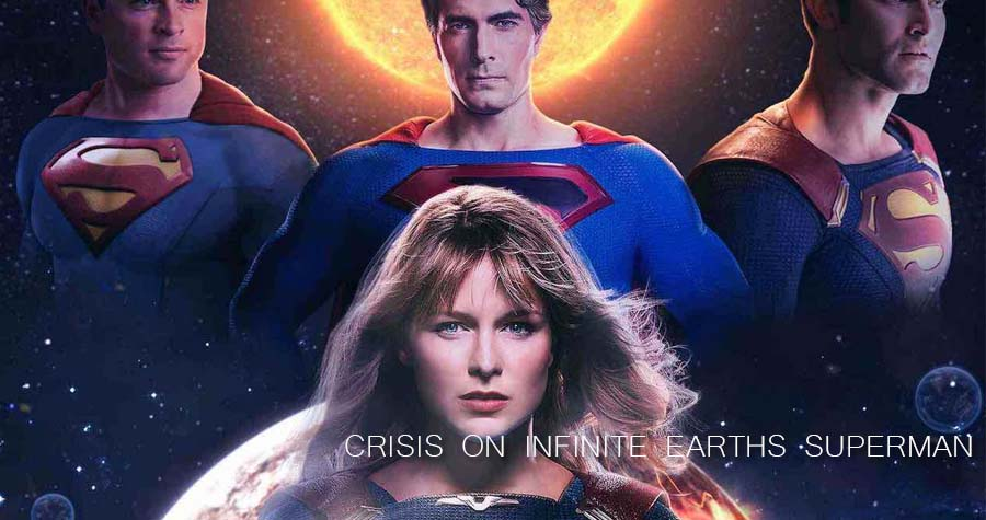 Crisis on Infinite Earths Superman Abilities and Suit Features