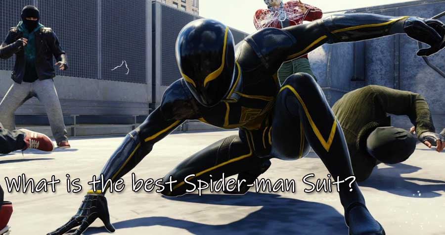 What is the best Spider-man Suit