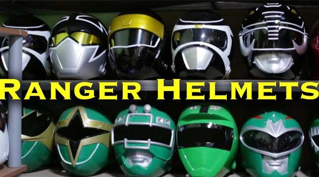 ranger helmets