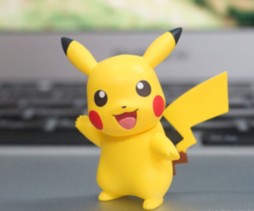 pikachu is cute and loved by kids
