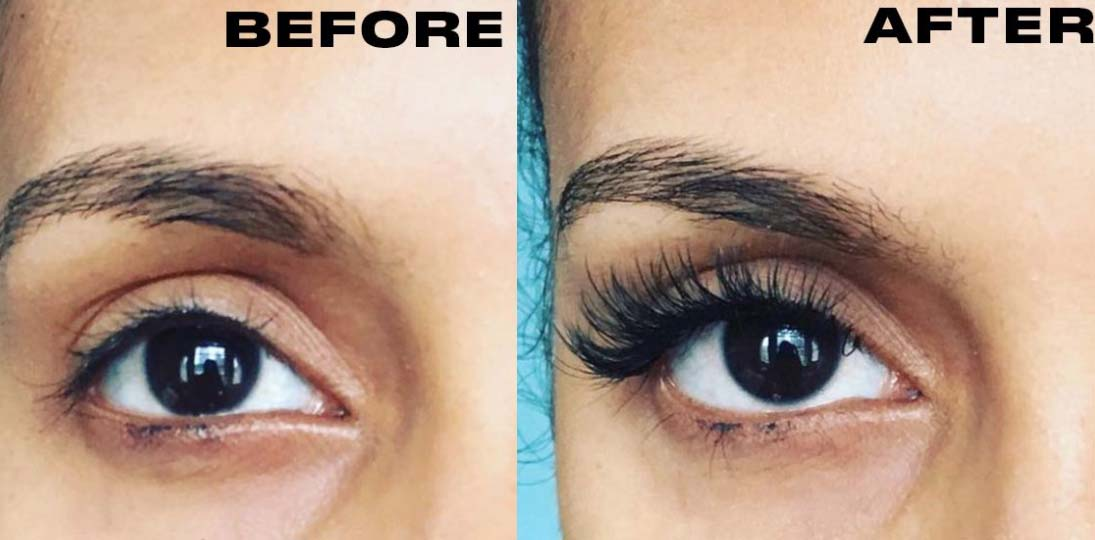 why you need use eyelash extensions